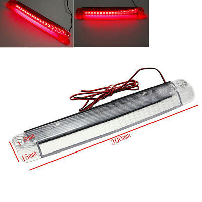 $14.38 • Buy Universal Car Tail Third Brake Stop Light Reversing Lights Rear High Mount Lamp