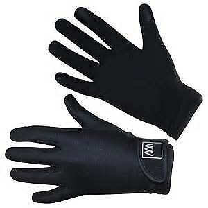£19.95 • Buy Woofwear Connect Riding Gloves - White Or Black