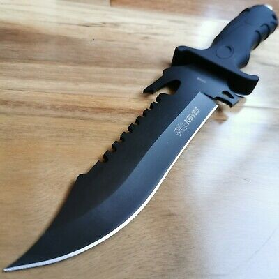 AU28.95 • Buy Camping Survival Tactical Razor Sharp Bowie Knife Outdoor Hunting AU Stock