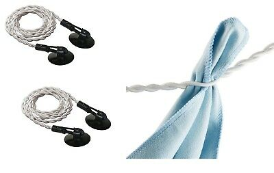 2x Peg Less No Pegs Indoor Washing Dry Clothes Line Camping Holiday Laundry New • 5.95£