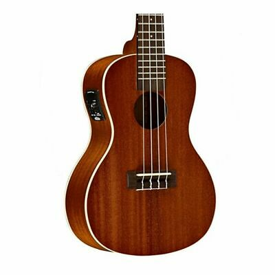 AU295 • Buy Kala KA-TE Acoustic-Electric Tenor Ukulele Mahogany With Active EQ And Tuner