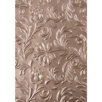 £6.99 • Buy Sizzix 3D Texture Fades Embossing Folder By Tim Holtz - Botanical 662716