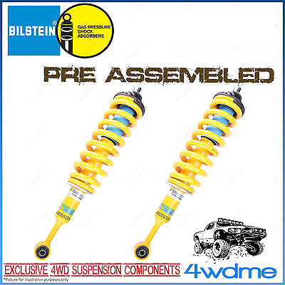 AU750 • Buy Toyota Hilux N80 Bilstein B6 & KING Coil Spring Front Preassembled 2  Lift Kit