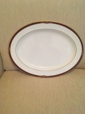 Royal Doulton Tennyson 16  Large Oval Platter - Made In England • 49.99£