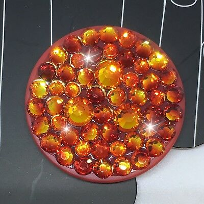 AU45.16 • Buy Bling Authentic Red PopSocket Fire Opal Swarovski Crystals PopSockets IPhone 11