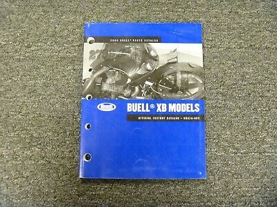 buell xb parts