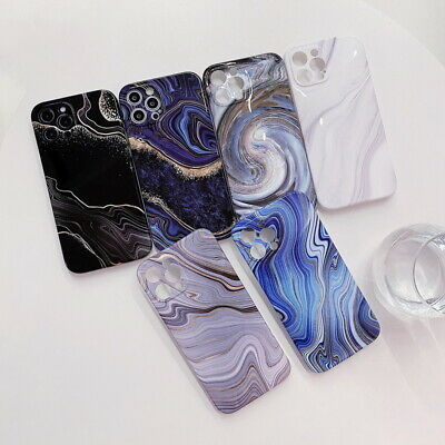 AU4.62 • Buy Phone Case For IPhone 12 Pro Max 11 8 7 Plus XR ShockProof Marble Silicone Cover