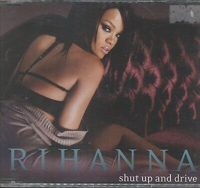 AU12.95 • Buy Rihanna - Shut Up & Drive CD Single