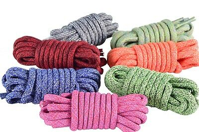 £5.81 • Buy ROPE Multicolor SHOELACES COLORFUL Laces NIKE ASICS ADIDAS BUY 2 GET 1 FREE