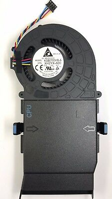 $ CDN13.62 • Buy NEW DELL Alienware Alpha R2 CPU Cooling Fan 0XH2YX-A00 KSB0705HB-A