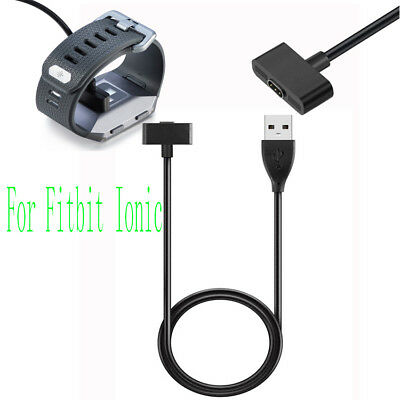 $ CDN6.58 • Buy 1M USB Charging Cable Replacement Charger Cord For Fitbit Ionic Smart Watch New