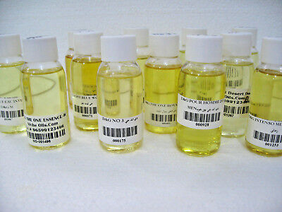 D&G Perfumes Type Pure Premium Concentrated Oil NON ALCOHOLIC Super Garde • 28.30£