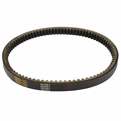 $ CDN15.11 • Buy Drive Belt Yerf Dog For Go Kart 203591 Q430203W Q43103W Q43203W Kartco 7655
