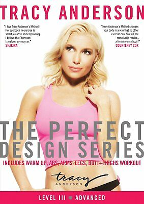 £3.99 • Buy Tracy Anderson Perfect Design Series Level 3 Advanced (DVD, 2013) FREE SHIPPING
