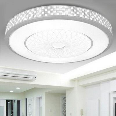 £8.99 • Buy LED Ceiling Lights Round Panel Down Light Bathroom Kitchen Wall Lamp Living Room