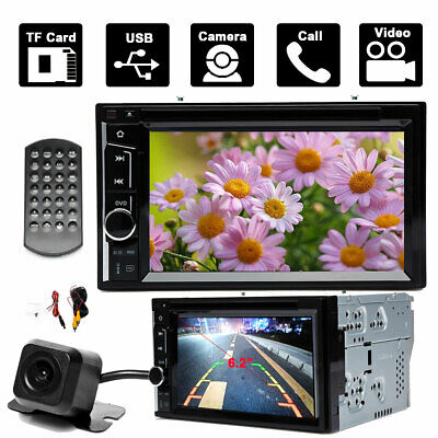 $119.69 • Buy For 04 05 06 07 08 09 10 Pt Cruiser Durango Grand Cherokee Bluetooth Car Stereo