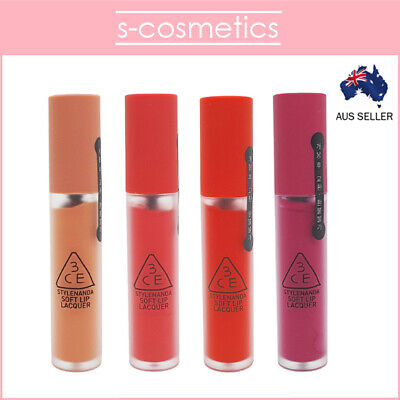 AU23.90 • Buy [3CE] Soft Lip Lacquer 6g |  Liquid Lipstick 3 Concept Eyes