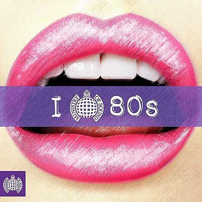 £6.32 • Buy I Love 80s (MOS) - Ministry Of Sound [CD]