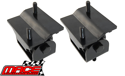 AU250 • Buy Pair Of Engine Mount To Suit Holden Commodore Vu Vx Vy Ecotec L36 L67 S/c 3.8 V6