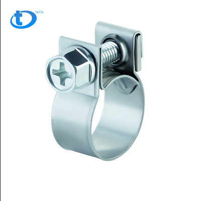 $9.79 • Buy NEW 30PCS 3/8 FUEL INJECTION HOSE CLAMP / AUTO Fuel Clamps