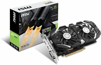 $ CDN431.90 • Buy MSI NVIDIA GeForce GTX 1060 3GB OC GDDR5 PCI-E Video Card DVI HDMI DisplayPort