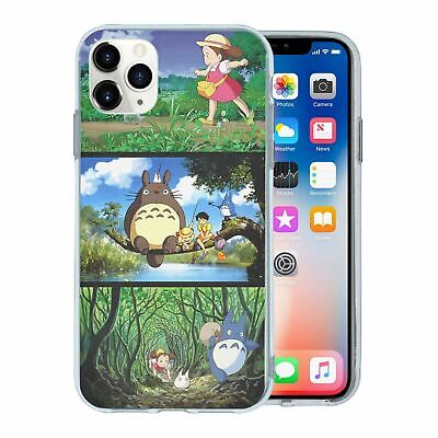 For Mobile Phone TPU Back Case Cover Studio Ghibli My Neighbour Totoro - G844 • 5.95£