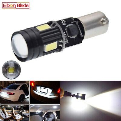 AU8.99 • Buy 1Pcs BAX9s H6W CREE 5630 Canbus Error Free 12V White LED Parking Sidelight Lamp
