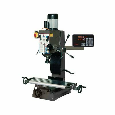 $600.25 • Buy 2 Axis Chester Machine Tools Lux Milling Machine DRO Kit (Mill Not Included)
