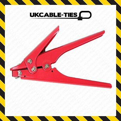 £21.99 • Buy Cable Tie Tensioner Upto 9.0 Gun Heavy Duty Cable Ties Fastening Tensioning Tool