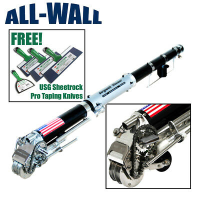 $ CDN1881.77 • Buy Drywall Master King Pro Automatic Taper Taping Tool + Free USG Taping Knife Set