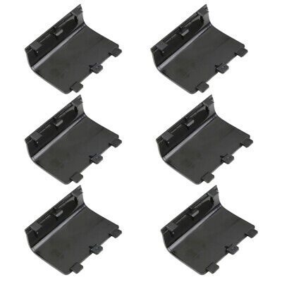 $3.30 • Buy 6x Replacement Battery Back Door Lid Cover For XBox One Controller Black