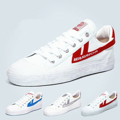 £18.99 • Buy Shanghai Huili WARRIOR Classic WB-1 Basketball Shoes Sneakers Canvas Shoes