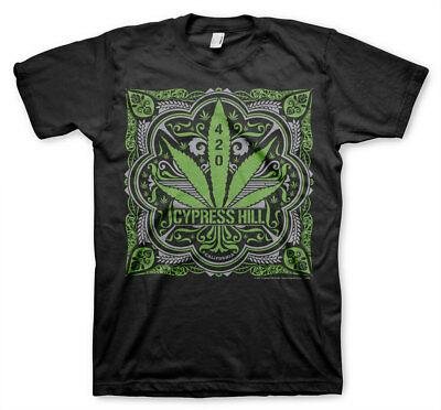 Officially Licensed Cypress Hill - 420 Men's T-Shirt S-XXL Sizes • 16.14£