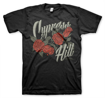 Officially Licensed Cypress Hill Flower Men's T-Shirt S-XXL Sizes • 16.14£