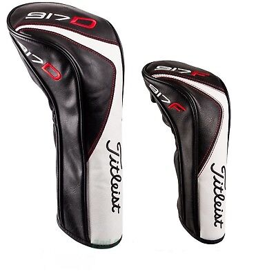 AU49 • Buy TITLEIST HEAD COVER - Titleist Golf Club 917D Driver Or 917F Fairway Headcover