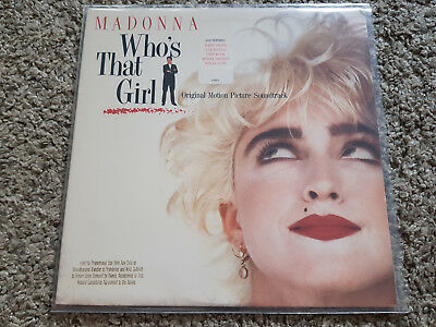 £10.33 • Buy Madonna - Who's That Girl US Vinyl LP