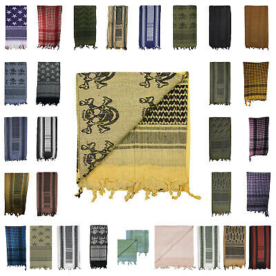 $11.99 • Buy Mafoose Unisex Military Shemagh Head Neck Tactical Desert Scarf Wrap