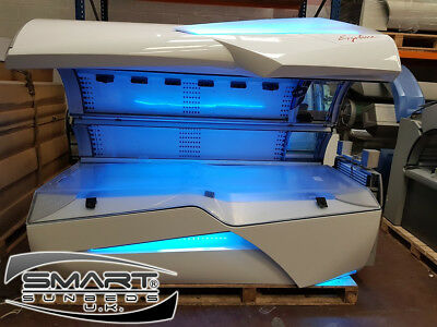 Ergoline Excellence 800 Sunbed Tanning Bed Sun Bed Not Stand Up Lie Down • 8,299£