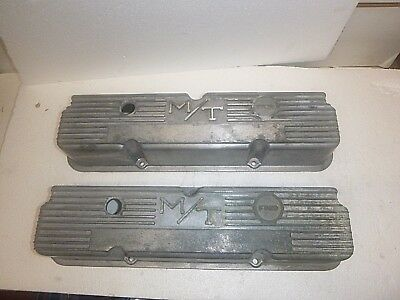 $250 • Buy Ford 390/428 Mickey Thompson Aluminum Valve Covers 103R56