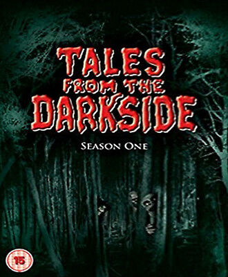 TALES FROM THE DARKSIDE COMPLETE SERIES 1 DVD 1st First Season One UK Release R2 • 19.99£