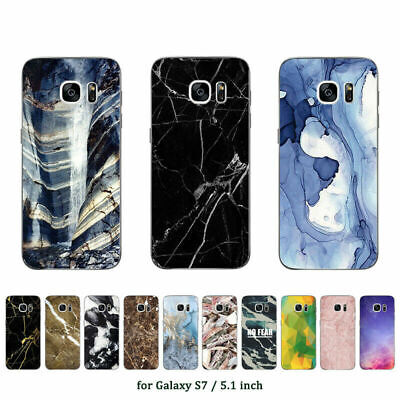 $ CDN3.93 • Buy Soft TPU Silicone Case For Samsung Galaxy S7 G9308 Phone Back Cover Skin Prints