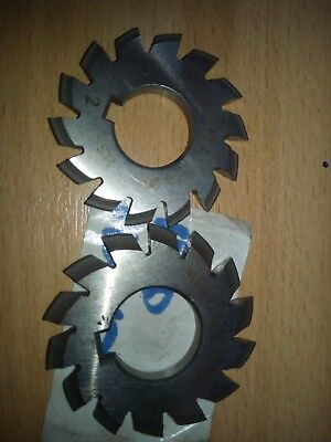 £10.65 • Buy Gear Cutter Involute Module M1,25 No2  20° HSS MADE IN USSR OLD STOCK NEW