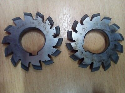 £10.65 • Buy Gear Cutter Involute Module M1,75 No2  20° HSS OLD STOCK NEW