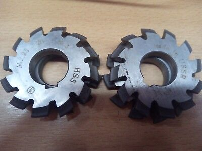 £10.65 • Buy Gear Cutter Involute Module M2,25 No3 -  20° HSS OLD STOCK NEW -