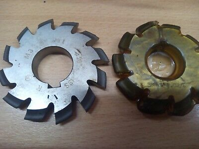 £10.65 • Buy Gear Cutter Involute Module M3 No1  20° HSS OLD STOCK NEW