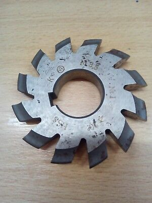 £10.65 • Buy Gear Cutter Involute Module M3,5 No1  20° HSS OLD STOCK NEW