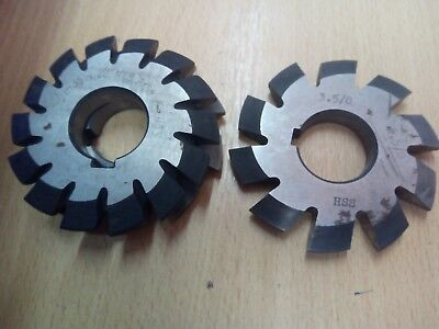 £10.65 • Buy Gear Cutter Involute Module M3,5 No8  20° HSS OLD STOCK NEW