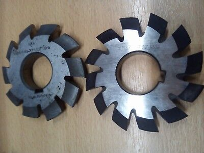 £10.65 • Buy Gear Cutter Involute Module M3,75 No6  20° HSS OLD STOCK NEW