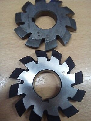 £10.65 • Buy Gear Cutter Involute Module M3,75 No7  20° HSS OLD STOCK NEW