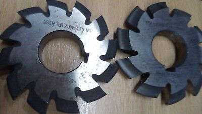 £10.65 • Buy Gear Cutter Involute Module M3,25 No1  20° HSS OLD STOCK NEW